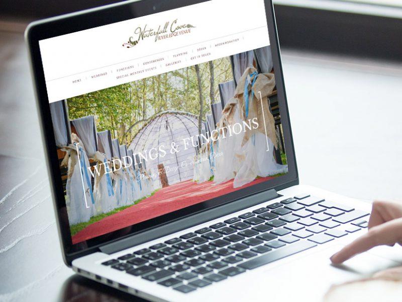 Waterfall Cove Website