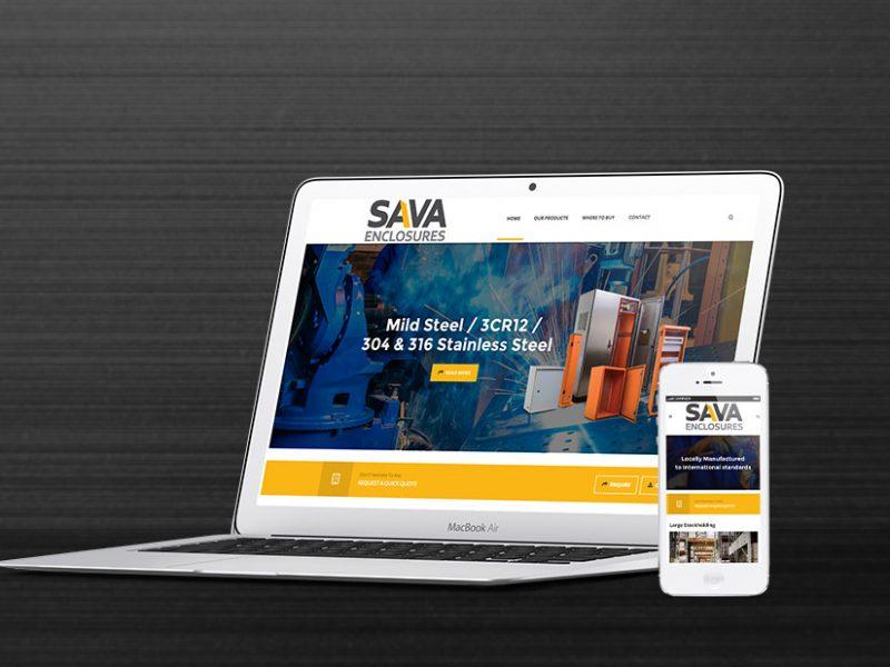 SAVA enclosures website