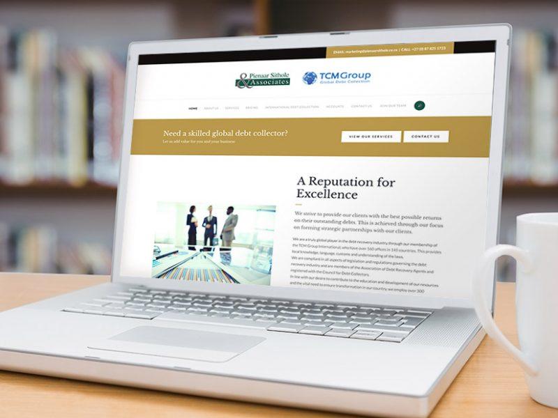 Pienaar Sithole & Associates Website